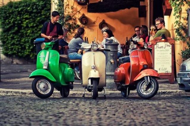 italien-scooter