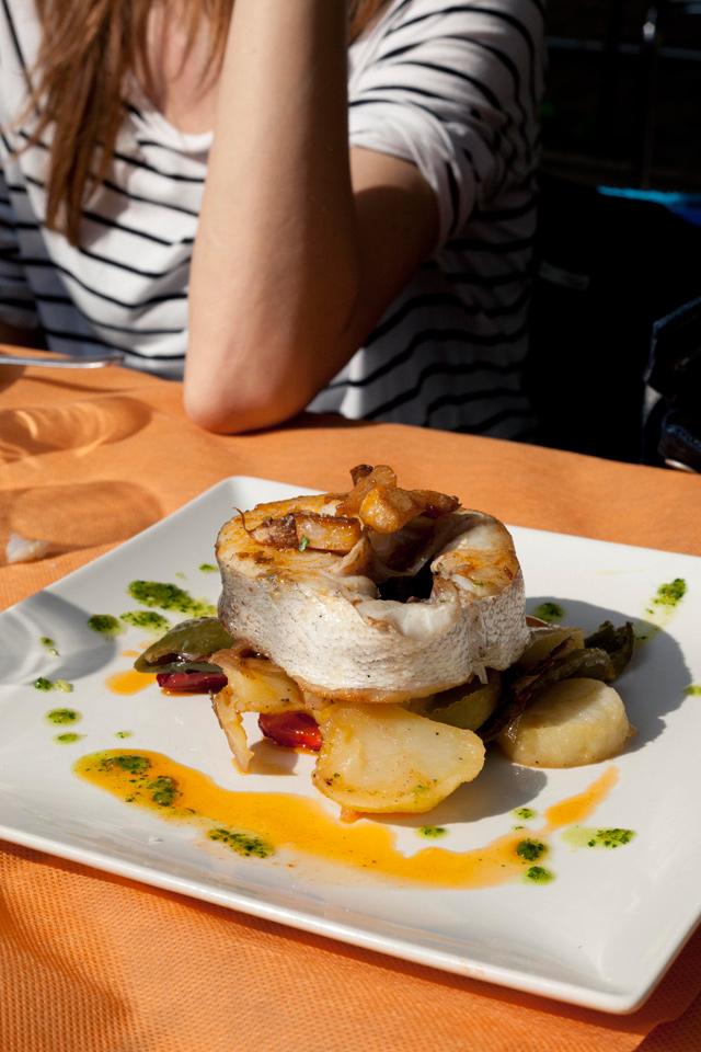 pescado restaurante cuina d'en jordi
