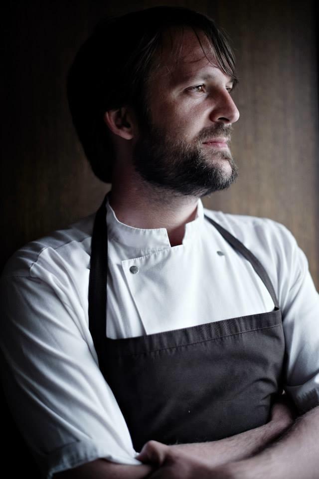 Rene Redzep Chef Noma