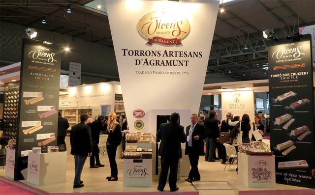 torrons-vicens feria alimentaria 2014