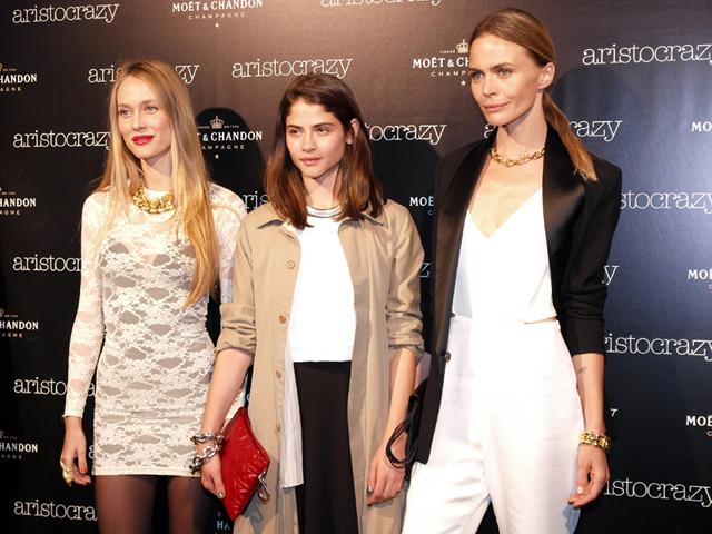 aristocracy inauguración tienda paseo de gracia