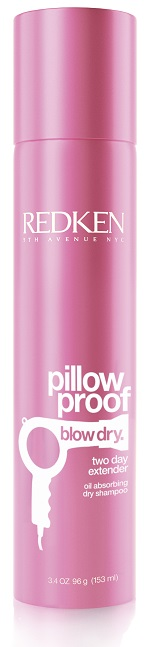 PILLOW PROOF BLOW DRY