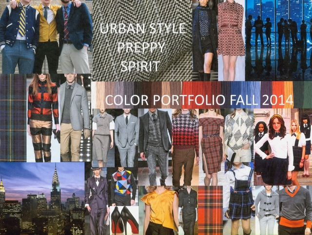 colores moda fw2014 preppy spirit