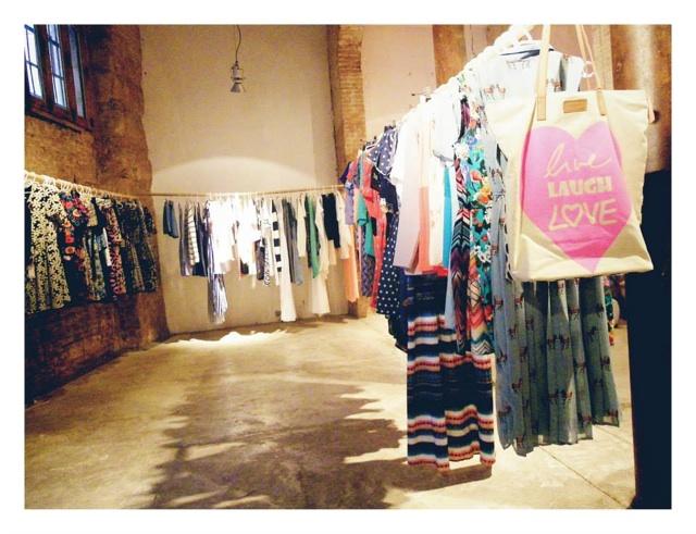 Moda ropa vintage y segunda mano todos los mercadillos - Mercadillo de segunda mano barcelona ...