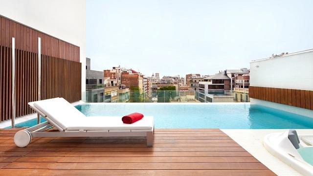 hotel condes barcelona alaire