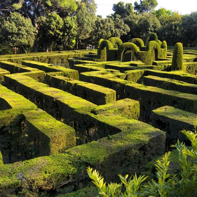 Horta-Guinardó - Parc del Laberint d'Horta  Oscar Alcañiz- @akcanzi