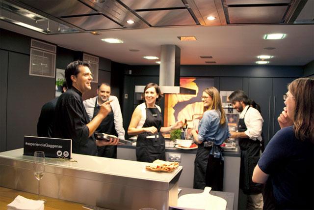 Experienciagaggenau clases de cocina con electrodom sticos de lujo en exclusiva en barcelona - Cursos de cocina sabadell ...