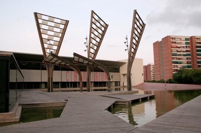 parc central de noubarris