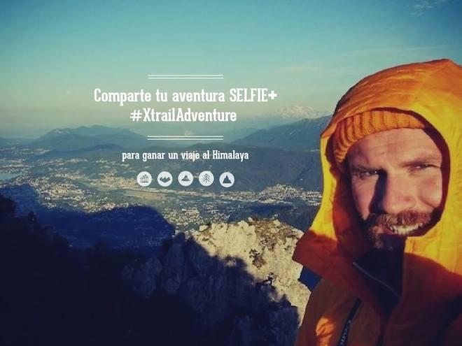 comparte tu selfie gana viaje al himalaya
