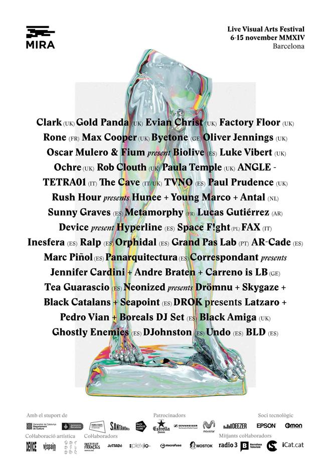 MIRA_2014 cartel programación