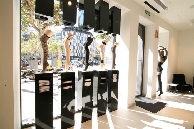 Wolford Barcelona lencería femenina