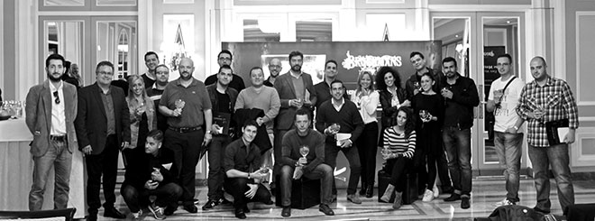 Equipo_Gin Master Class Brockmans