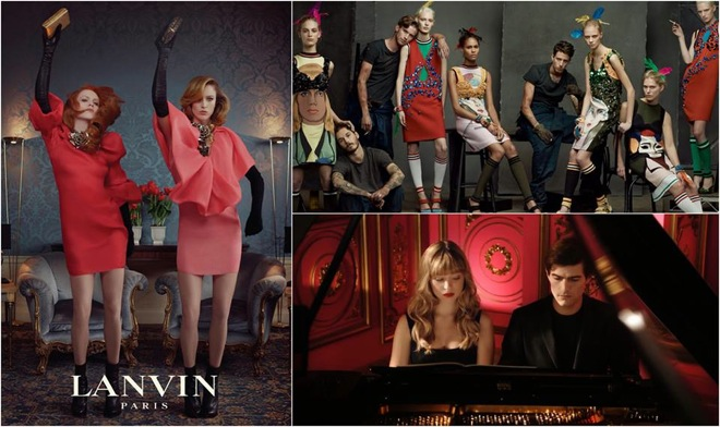 Madrid fashion film festival _MFFF lanvin