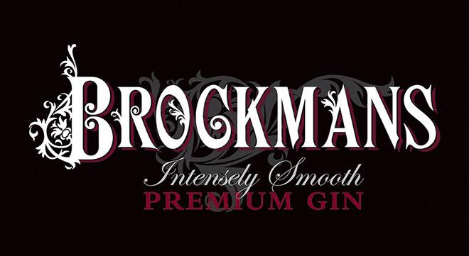 Logo Brockmans Master class Gin