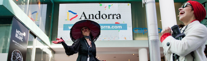andorra shopping festival 2014