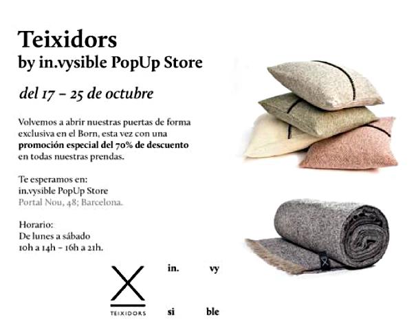 teixodors pop up