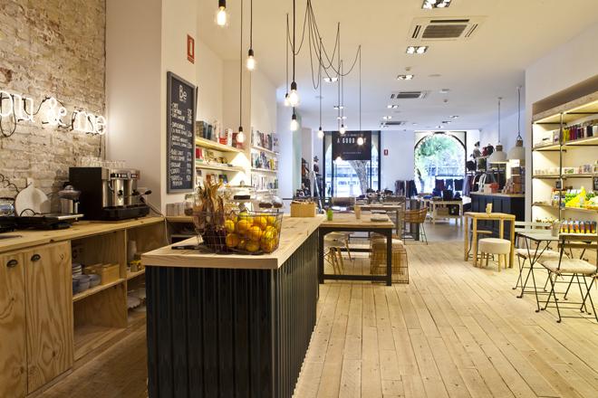 Be Concept Store diagonal barcelona