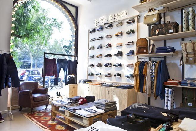 Be Concept Store tienda barcelona