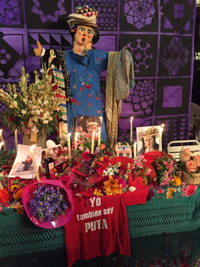 altar-de-muertos ocaña