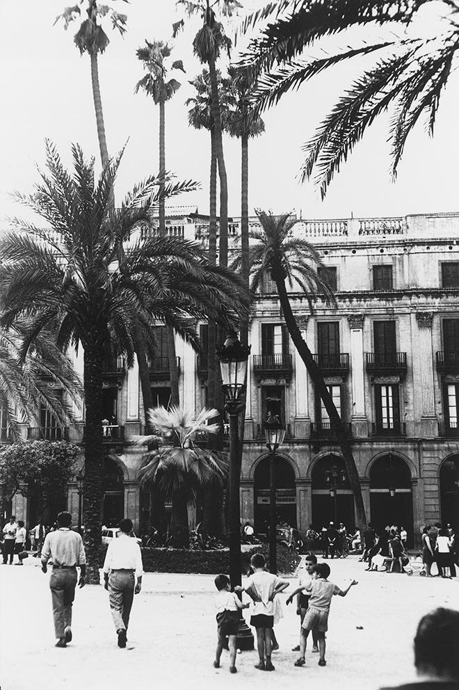 plaza-real barcelona