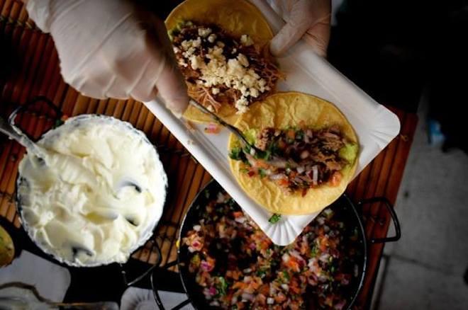 All Those Food Market barcelona street food