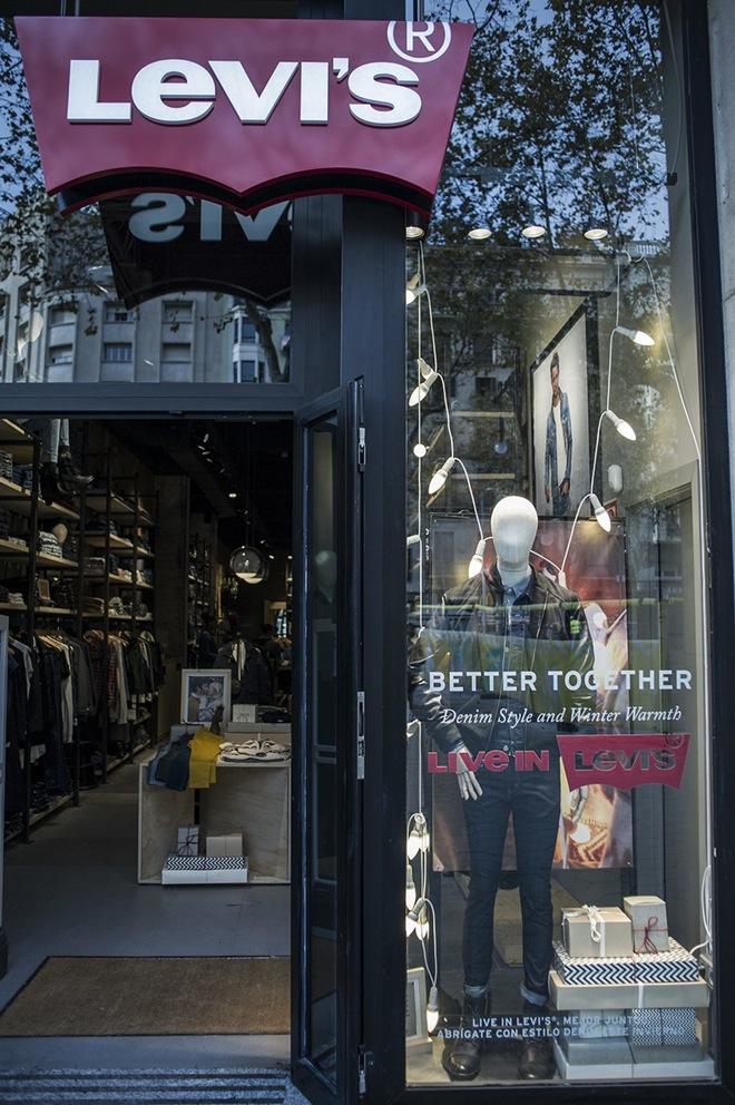 Levi's Store Barcelona_Paseo de Gracia 37 (5) []