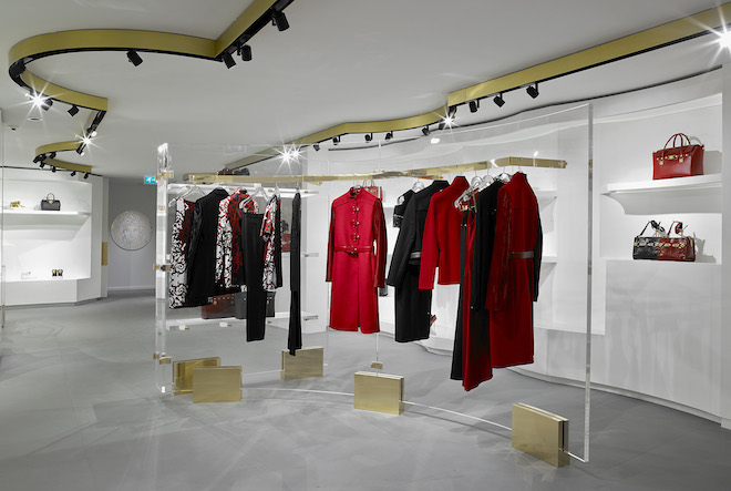 Versace Barcelona_boutique_5