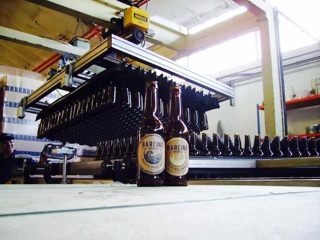 barcino cerveza