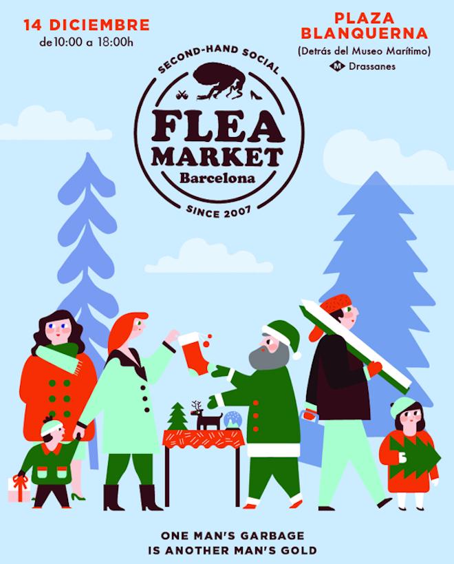 flea market xmas edition