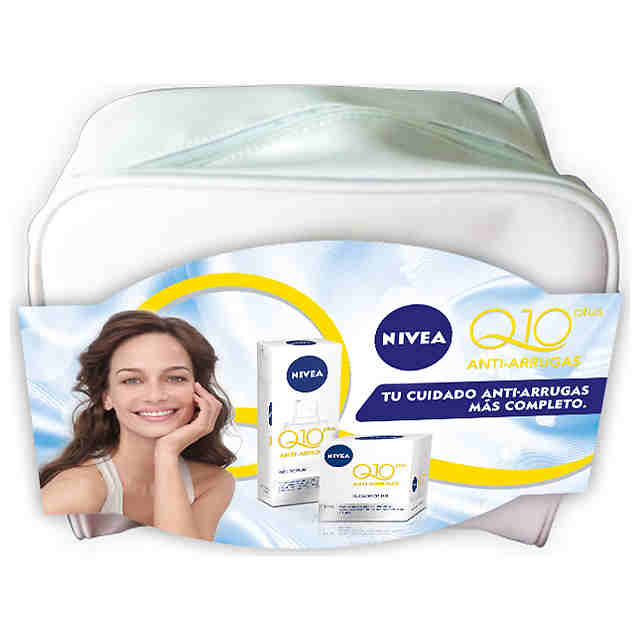 nivea q10 pack energy