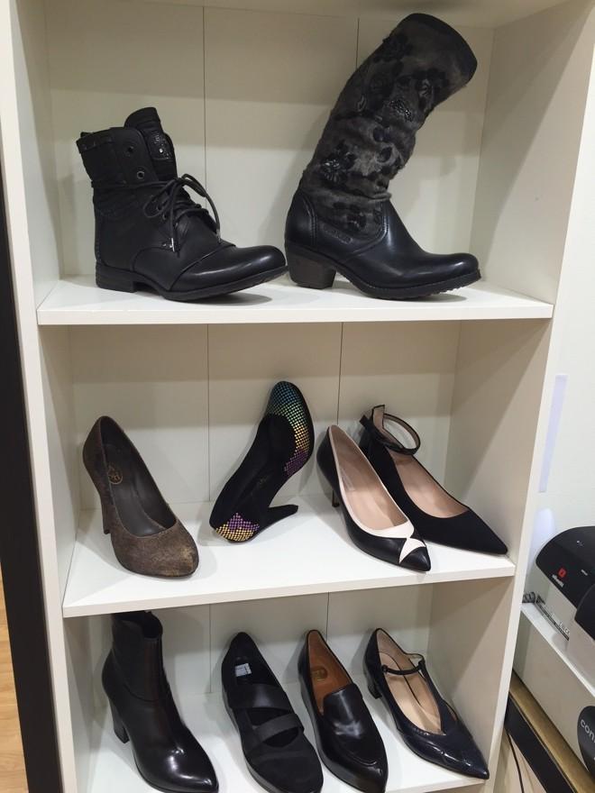ocre zapatos tienda