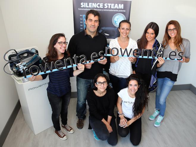 rowenta blogger barcelona
