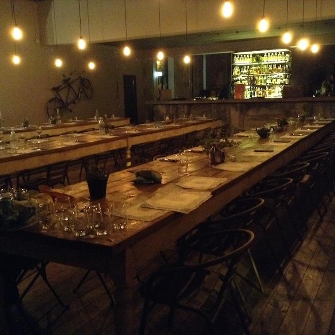 cohouse ristorante club roma