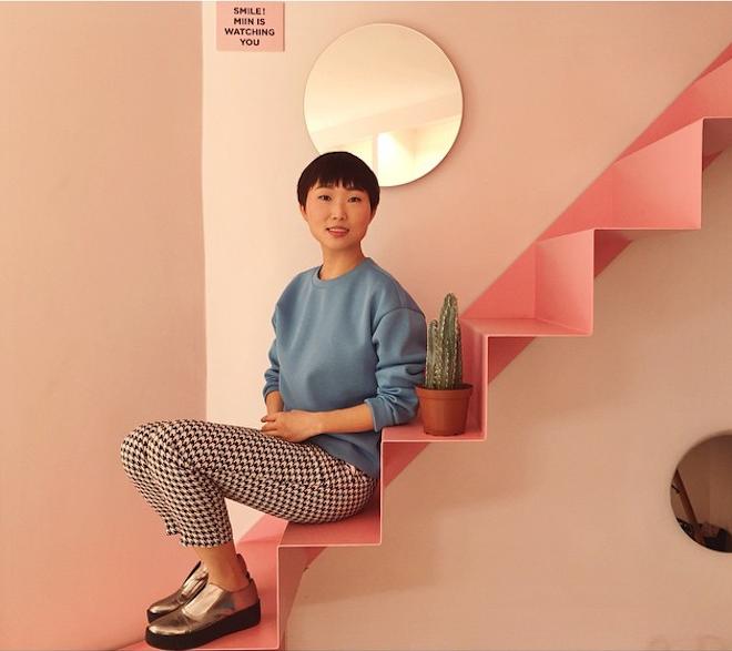 milin tienda cosmetica coreana