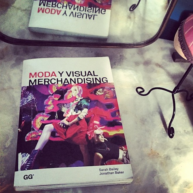 moda visual merchandising libro editorial gustavo gili