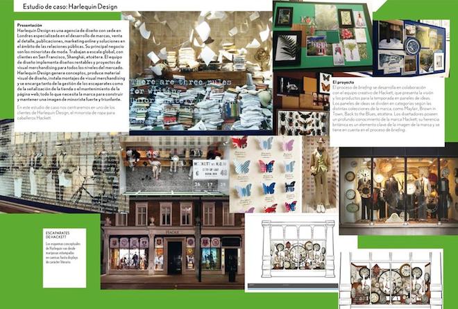 moda y visual merchandising libro gg moda