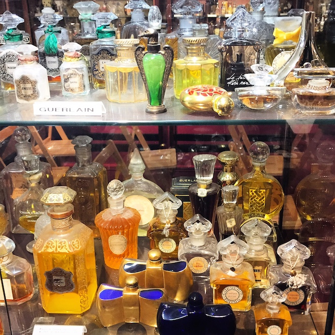museo dle perfume