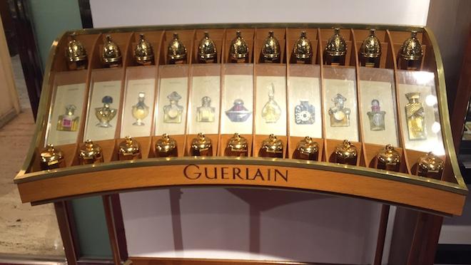 museo perfume barcelona guerlain
