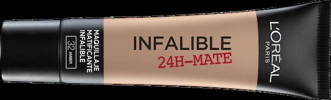 a975c9cc8 L'Oréal Infalible Mate, la base de maquillaje matificante que ...