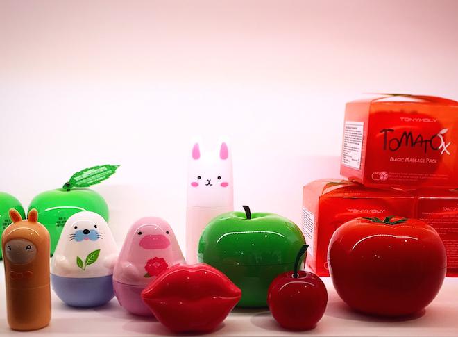 packaging cosmeticos coreanos
