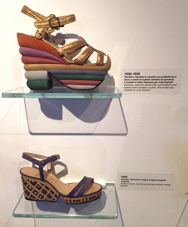 rainbow salvatore ferragamo