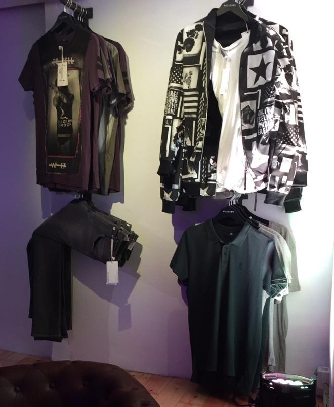 religion moda hombre
