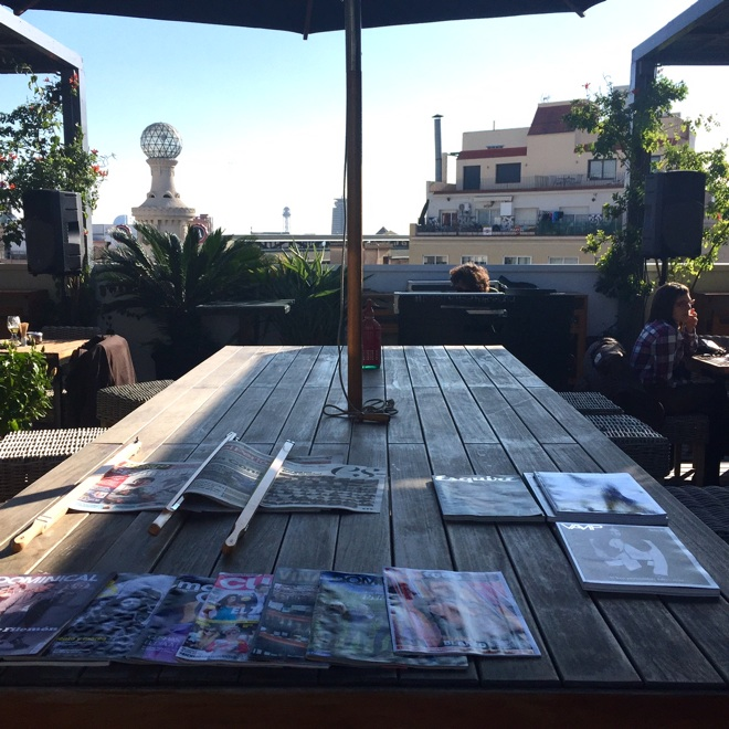 terraza pulitzer lectura vermut