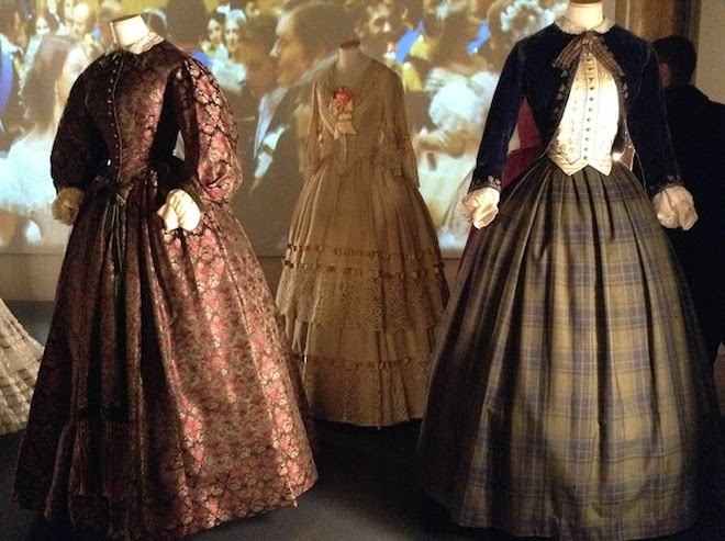 mostra costumi cinema roma