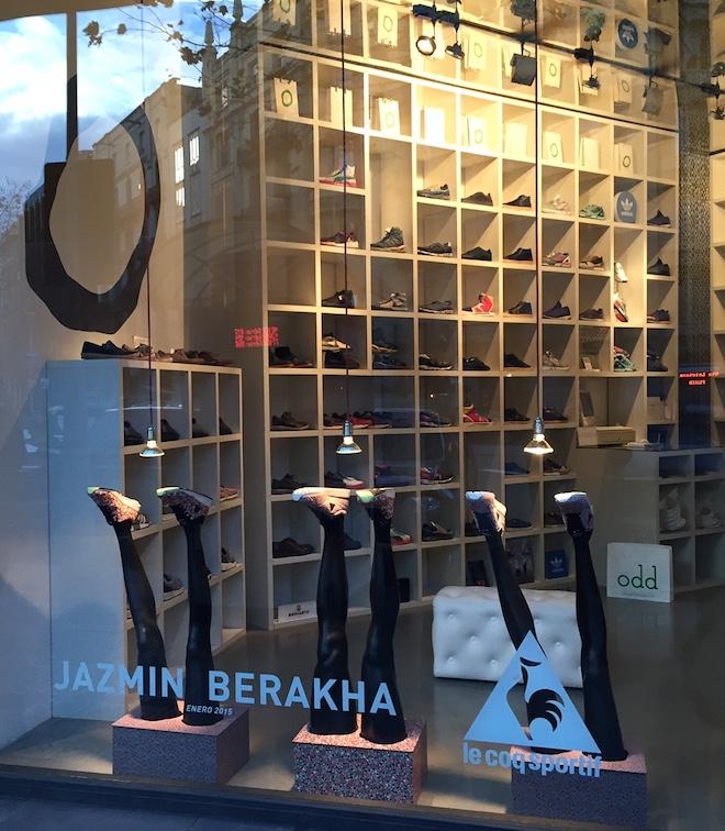 odd shoes ruta tiendas renaissance