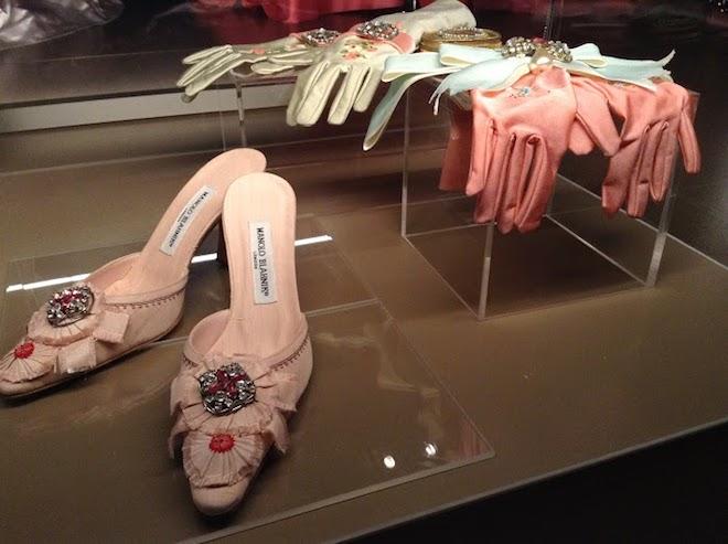 scarpe manolo epoca mostra roma