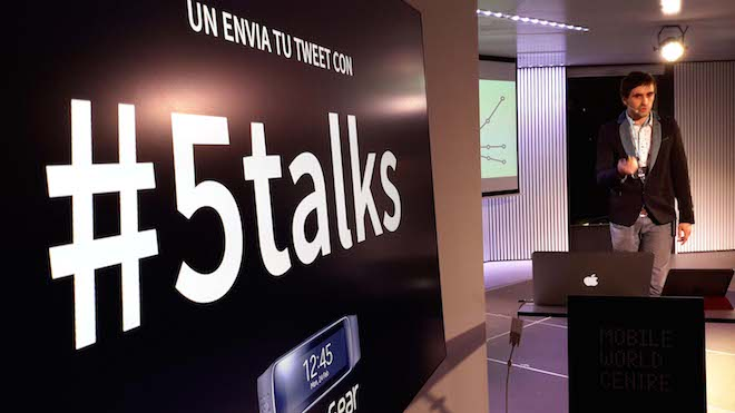 5Talks Mobile world