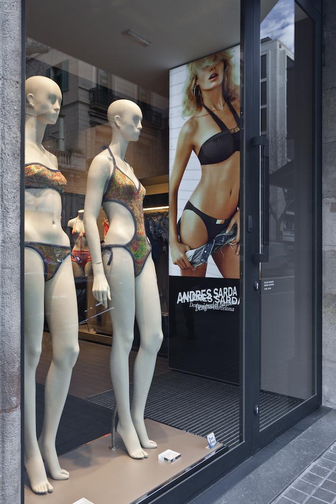 Boutique Andres Sarda _barcelona