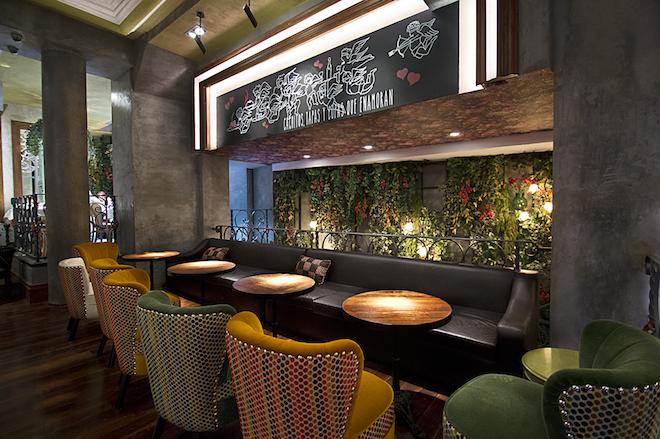 Cachitos Diagonal barra restaurante