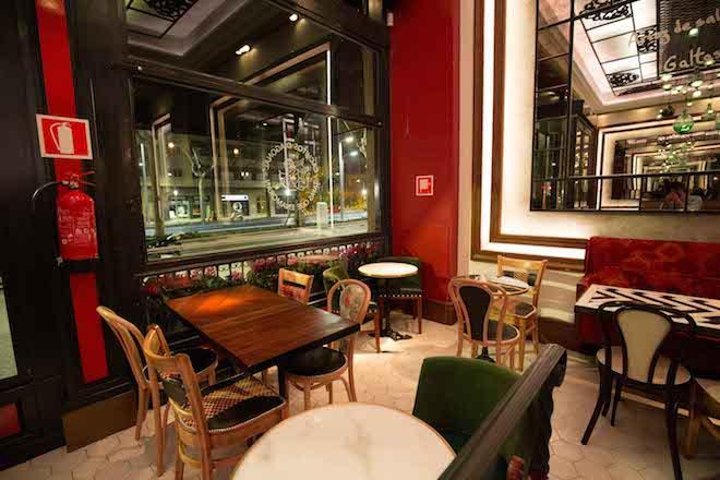 Cachitos Diagonal_restaurante barcelona